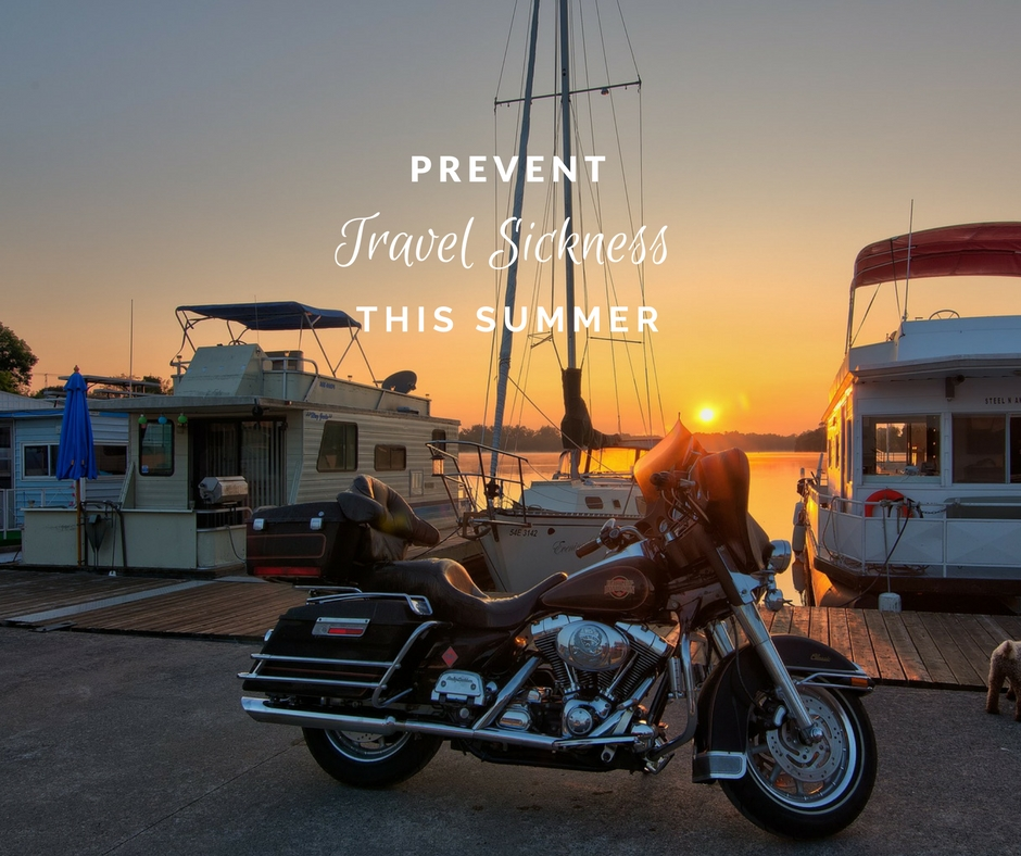 Prevent Travel Sickness this Summer