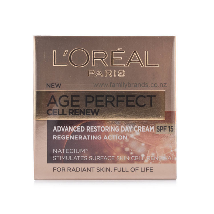 L Oreal Age Perfect Cell Renewal Day Cream SPF20