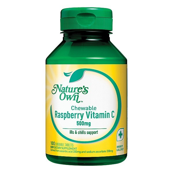 Natures-own-raspberry-vitamin-c-500mg-nncr