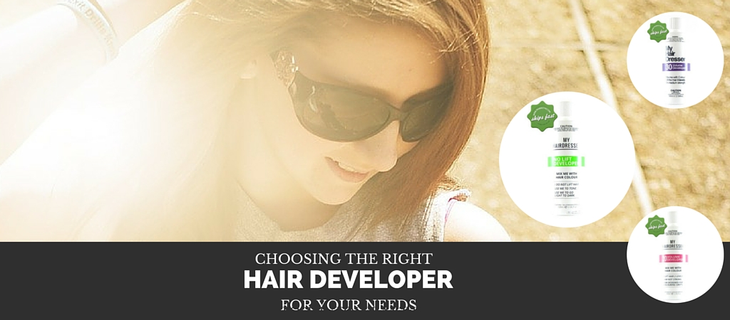 Choosing the Right Hair Developer For Your Needs