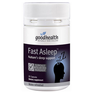 GOODHEALTH FAST ASLEEP 30 CAPS