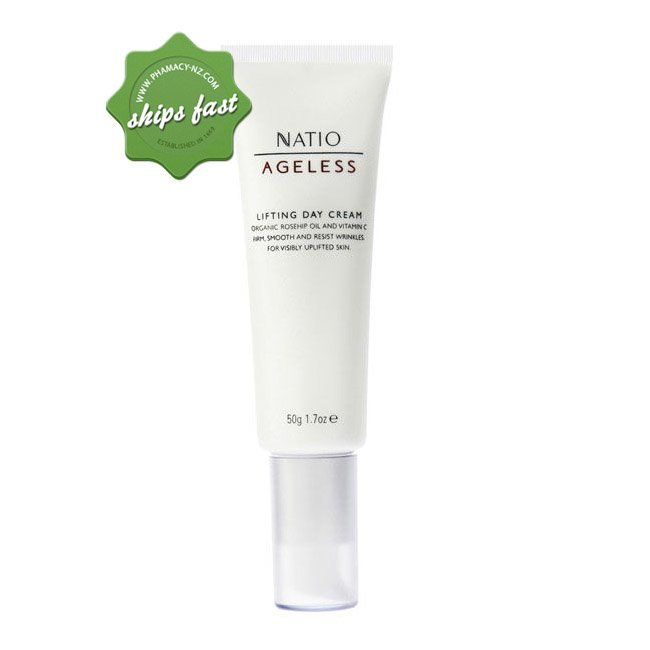NATIO AGELESS DAY CREAM 50G (Special buy online only)