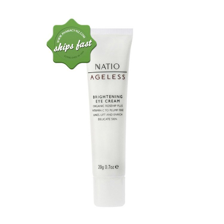 NATIO AGELESS EYE CREAM 20G (Special buy online only)
