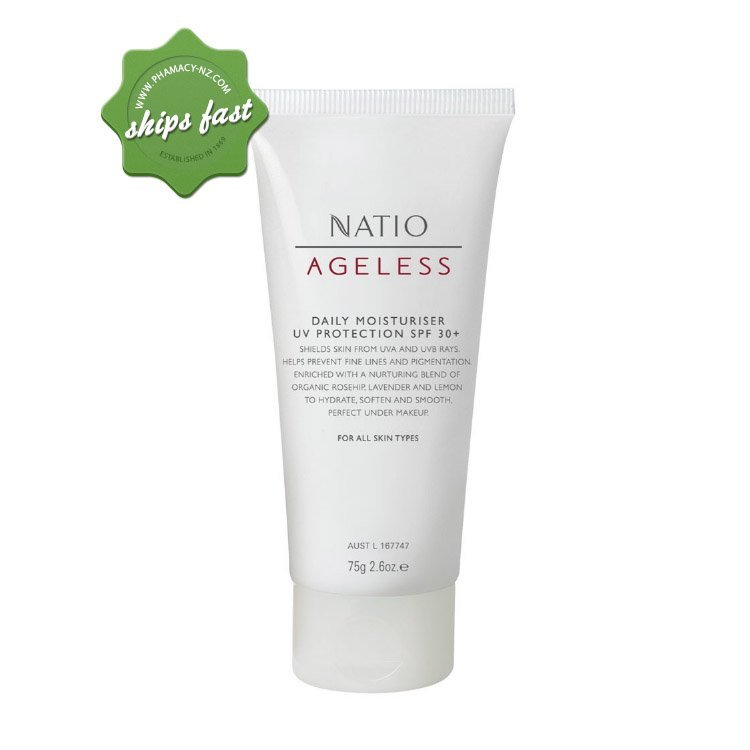 NATIO AGLESS DAILY PROTECT MOIST SPF30 (Special buy online only)