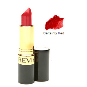 REVLON SUPER LUSTROUS LIPSTICK CERTAINLY RED (Special buy online only)