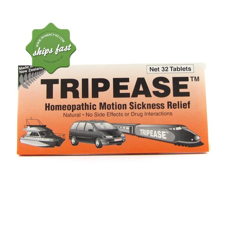 TRIP EASE TABLETS 32
