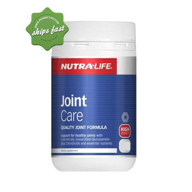 NUTRALIFE LIFE JOINT CARE CAPSULES 60