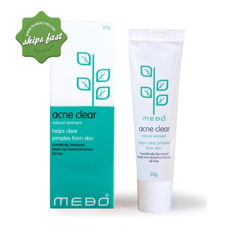 MEBO OINTMENT ACNE CLEAR 30G