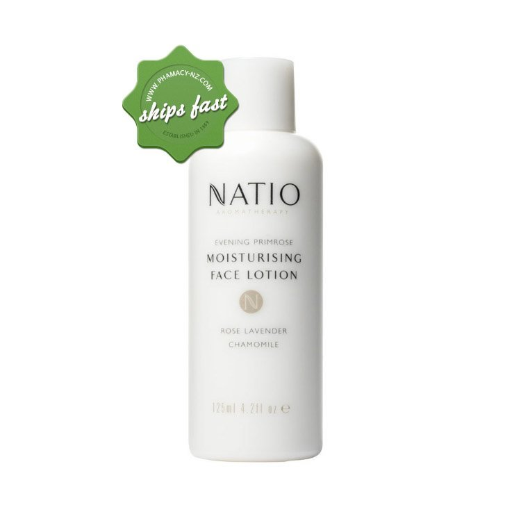 NATIO EVENING PRIMROSE FACE LOTION (Special buy online only)