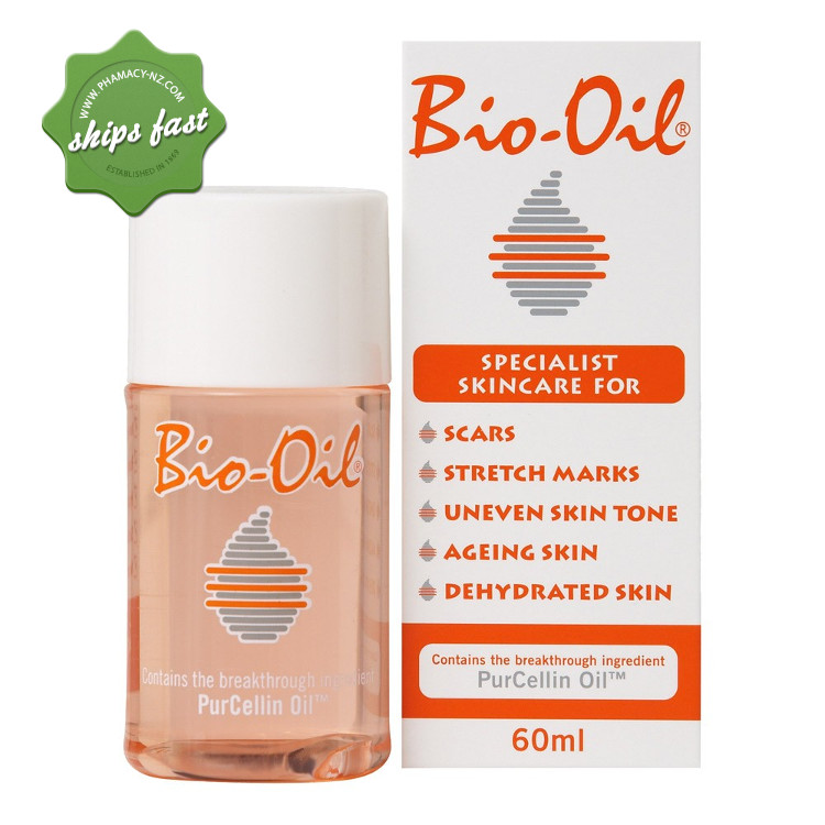 BIO OIL SKINCARE 60ML (Special buy online only)