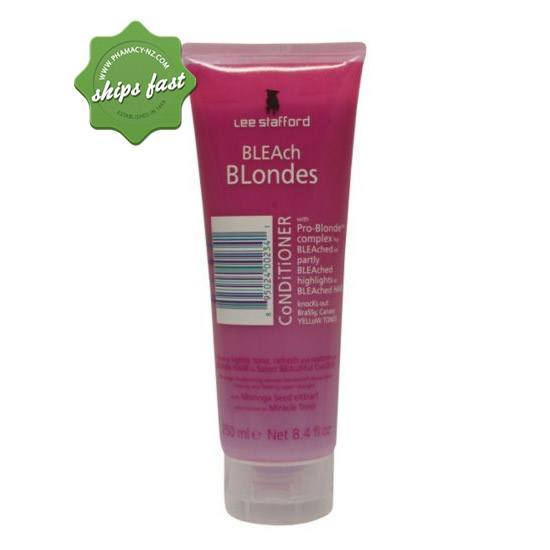 LEE STAFFORD BLEACH BLONDES CONDITIONER 250ML (Special buy online only)