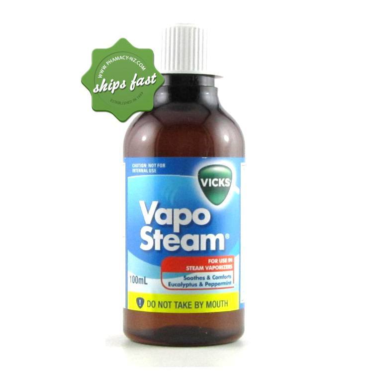 VICKS VAPO STEAM 100ml