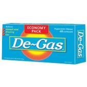 DE GAS CAPSULES 24
