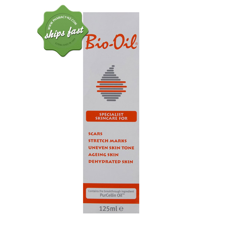 BIO OIL SKINCARE 125ML (Special buy online only)