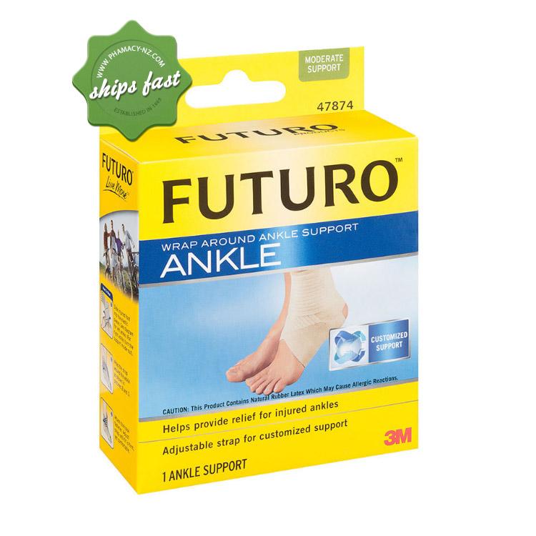 FUTURO ANKLE WRAP AROUND SML
