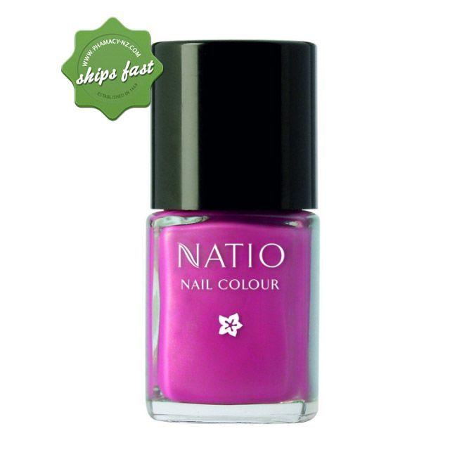 NATIO NAIL COLOUR TWILIGHT