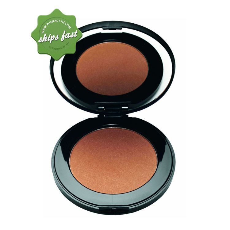 NATIO MINERAL PRESSED POWDER BRONZER SUNSWEPT (Special buy online only)