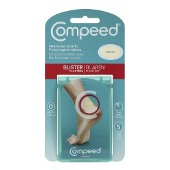 COMPEED BLISTER PLASTERS MEDIUM 5 PACK