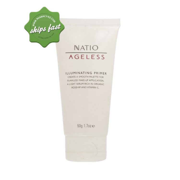 NATIO AGELESS ILLUMINATING PRIMER (Special buy online only)