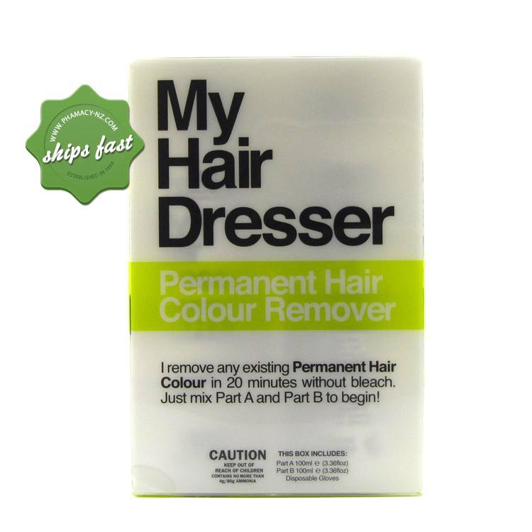 MYHD COLOUR REMOVER (Special buy online only)