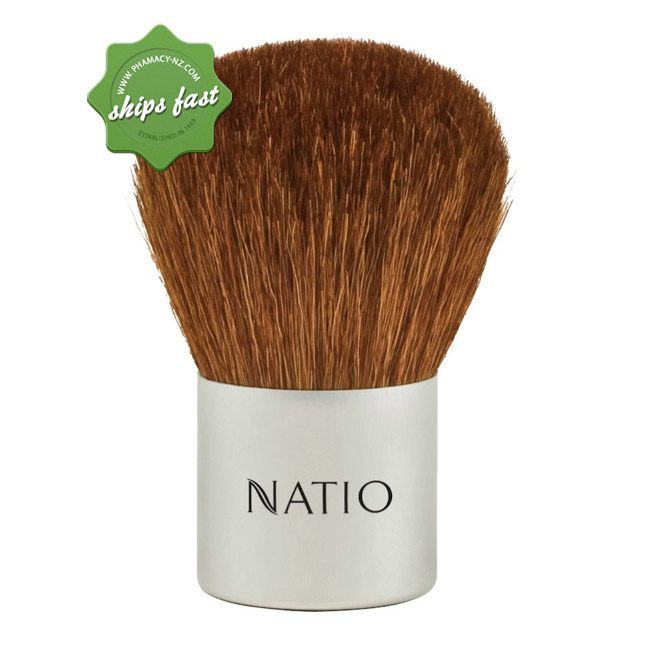NATIO MINERAL KABUKI BRUSH (Special buy online only)