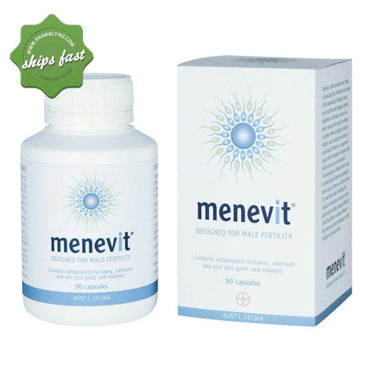MENEVIT 90 CAPSULES