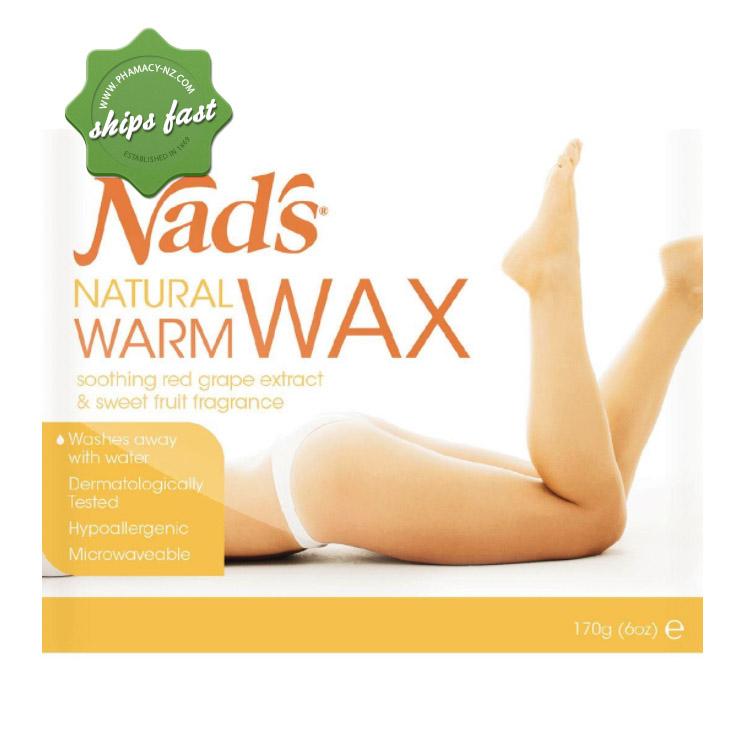 NADS NATURAL WARM WAX 170g