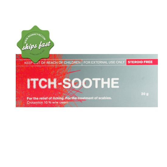ITCH-SOOTHE CREAM 20G
