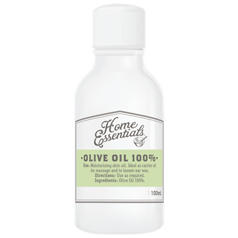 HOME ESSENTIALS OLIVE OIL 100ML