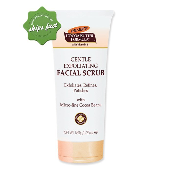 PALMERS GENTLE EXFOLIATING FACIAL SCRUB 150gm (Special buy online only)