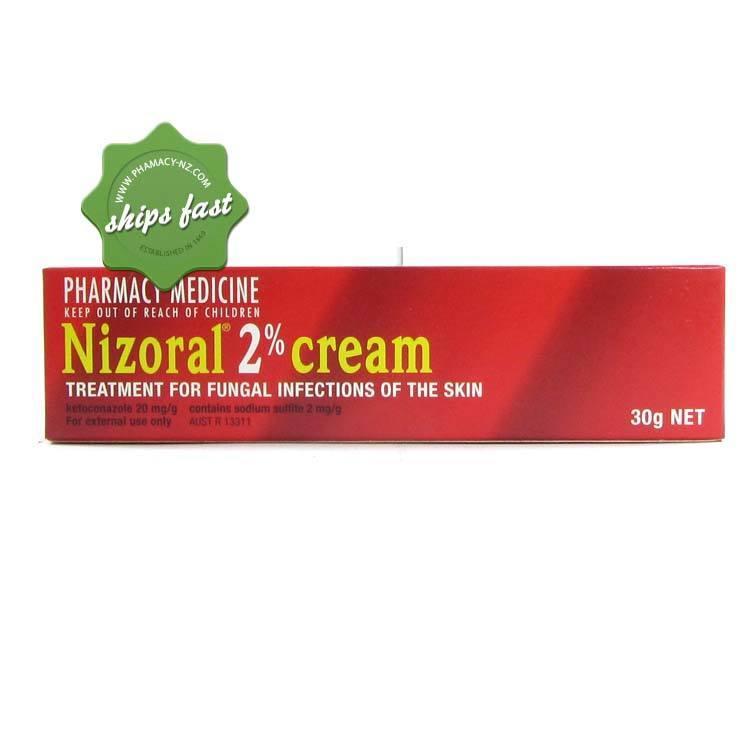NIZORAL 2 PC CREAM 30g