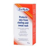 ZO RUB CHAFING AND SWEAT RASH 75G