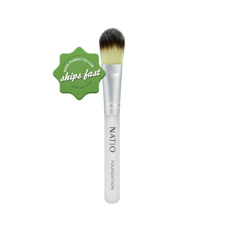 NATIO MINERAL FOUNDATION BRUSH (Special buy online only)