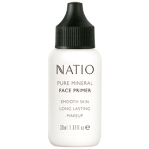NATIO PURE MINERAL FACE PRIMER 30ML (Special buy online only)