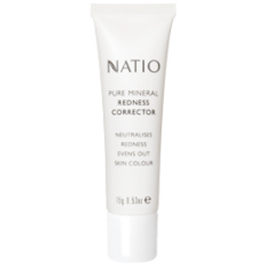 NATIO PURE MINERAL REDNESS CORRECTOR 15G (Special buy online only)