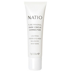 NATIO PURE MINERAL DARK CIRCLE CORRECTOR (Special buy online only)