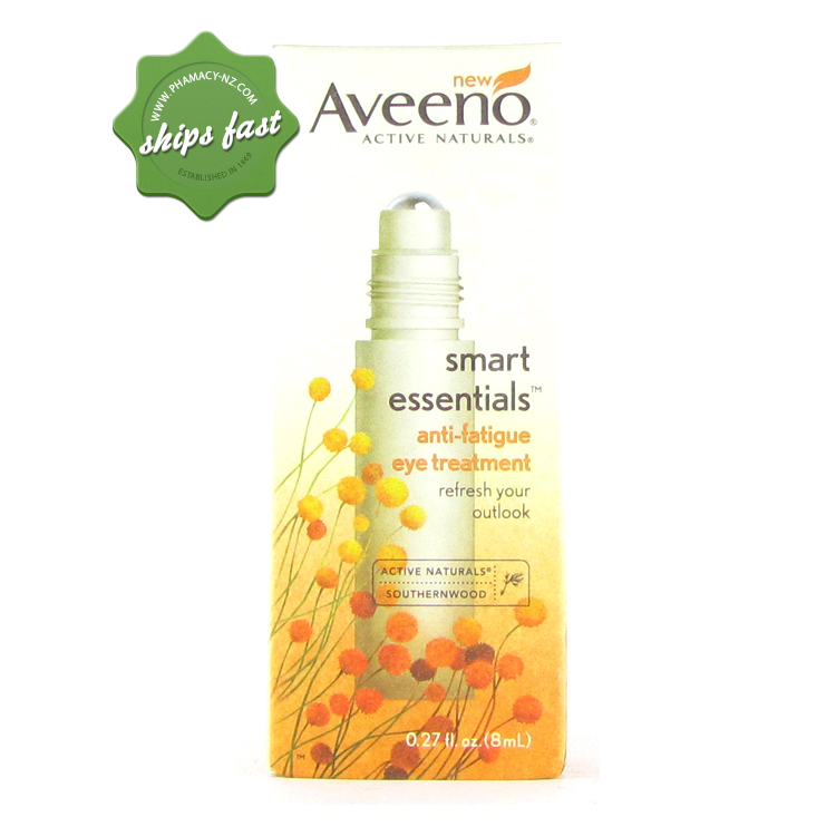 AVEENO SMART AN FATIGUE EYE TREATMENT 8ML (Special buy online only)