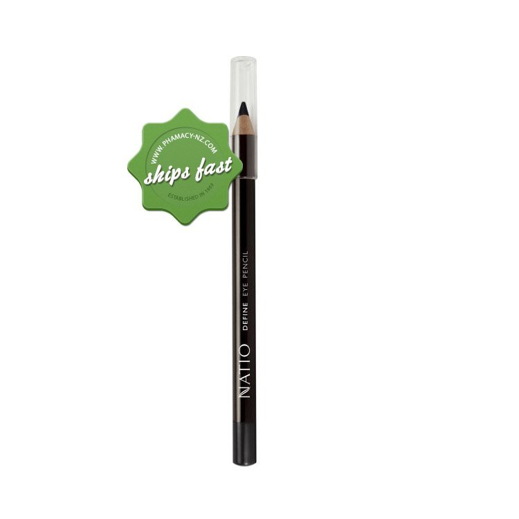 NATIO DEFINE EYE PENCIL BLACK (Special buy online only)
