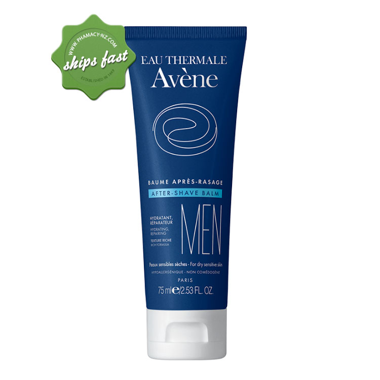AVENE MEN AFTER SHAVE BALM 75ML (Special buy online only)