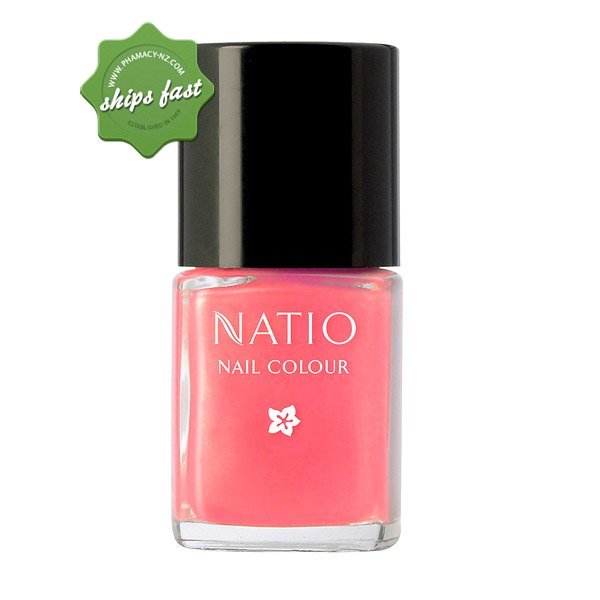 NATIO NAIL COLOUR LOVELY (Special buy online only)