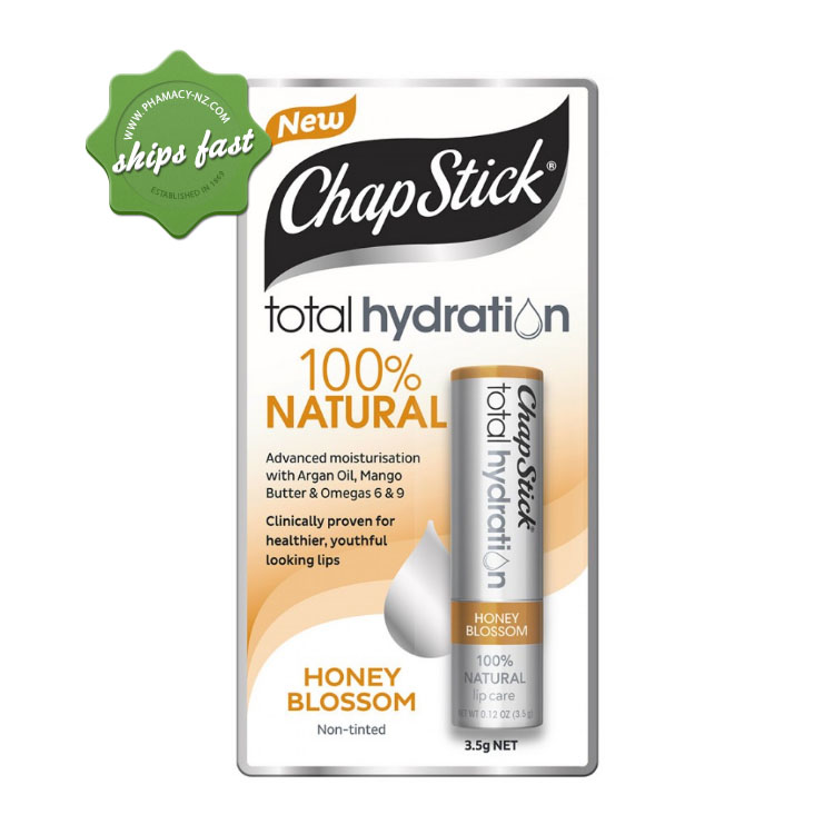 CHAPSTICK HYDRATION HONEY BLOSSOM 3 5 G