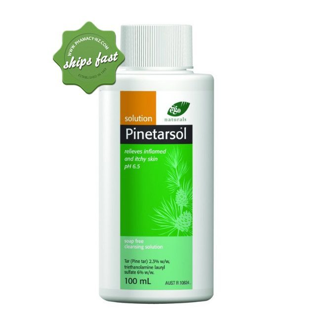PINETARSOL SOLUTION 100ML (Special buy online only)