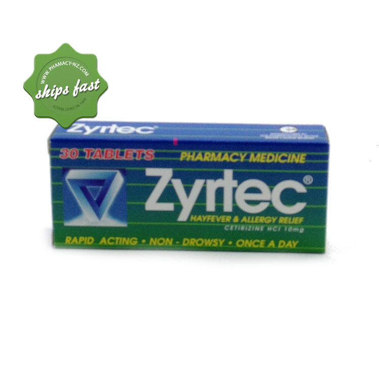 Claritin Cold Sores: Non Drowsy Antihistamine Zyrtec In Italy