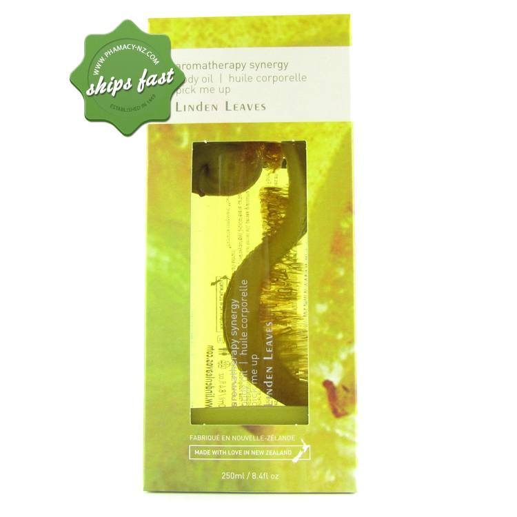 LINDEN LEAVES BODY OIL PICK ME UP 250ml