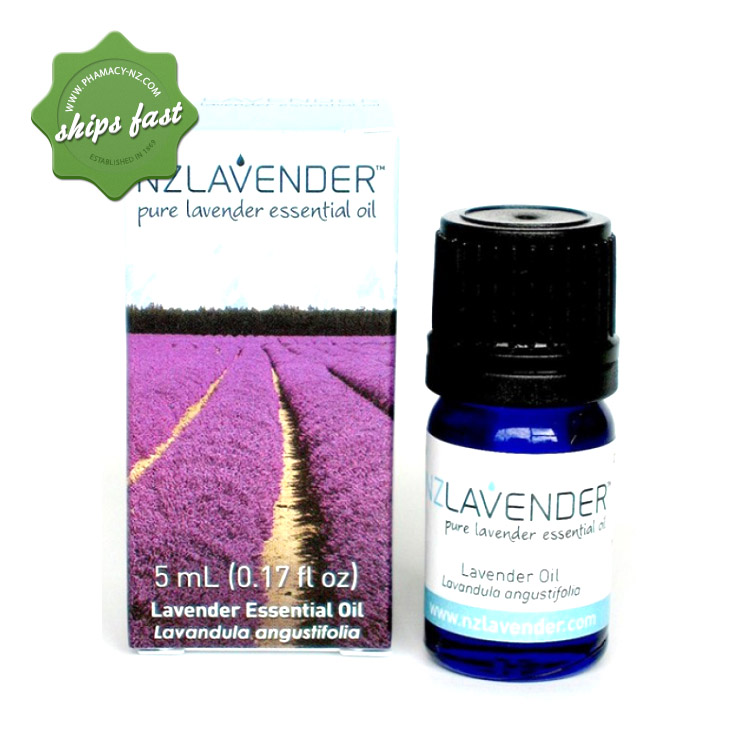 NZLAVENDER PURE LAVENDER ESSENTIAL OIL (Special buy online only)