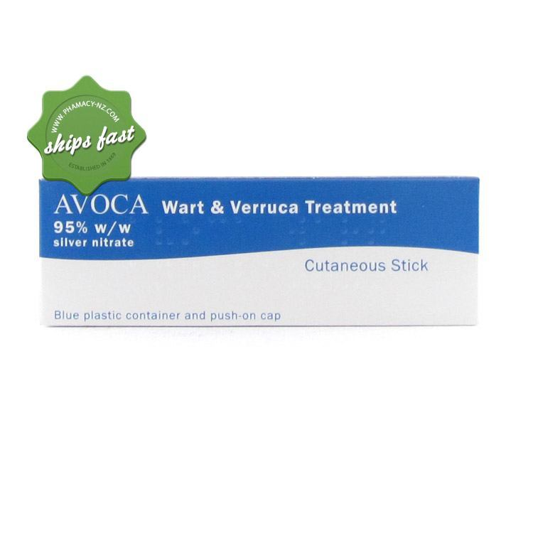 AVOCA WART AND VERRUCA TREATMENT