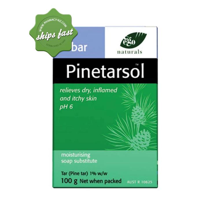 PINETARSOL BAR 100G