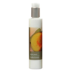 LINDEN LEAVES GINGER PEACH LOTION HYDRATANTE 200ML