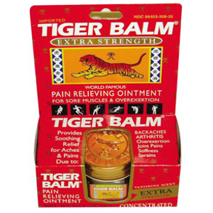 TIGER BALM OINTMENT RED XTRA 18G