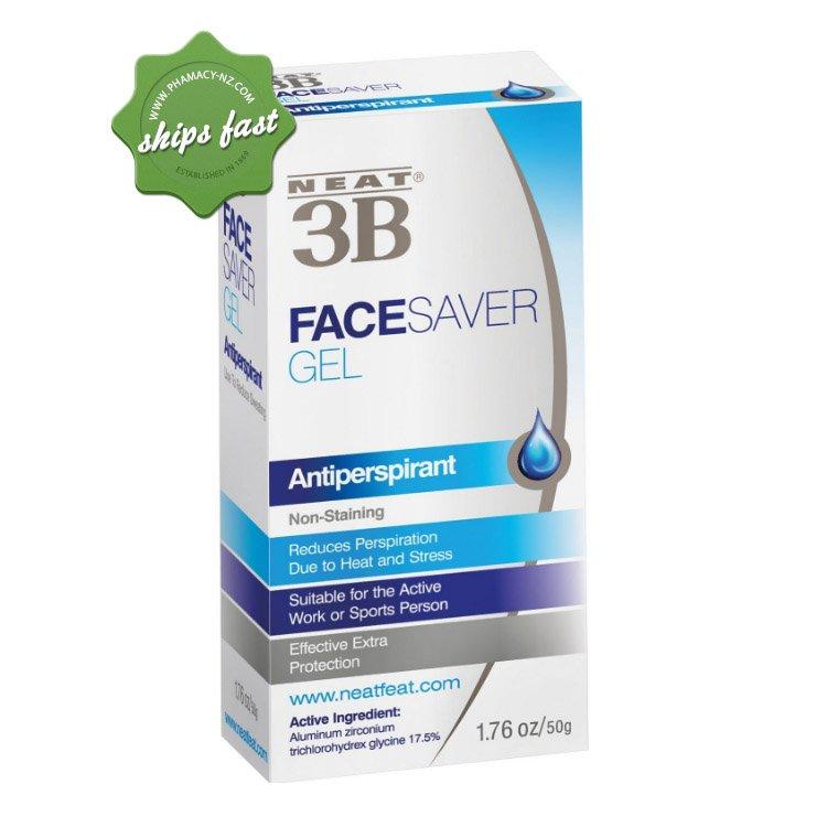 NEAT 3B FACE SAVER GEL 50GM